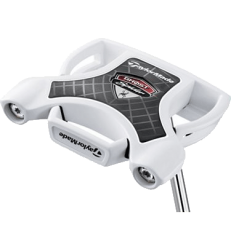 TaylorMade Spider Ghost Belly Putter    $185.00