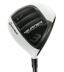 TaylorMade Burner Superfast 2.0 Womens Fairway Wood   $145.00